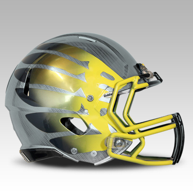 Video tour of Hydro Graphics Inc. helmet painting, design ...