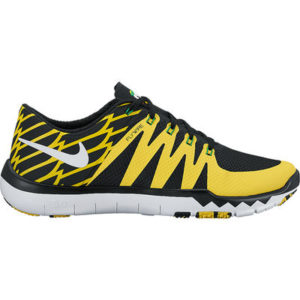 Oregon Ducks Nike Game Trainer 5.0 Shoes - Black